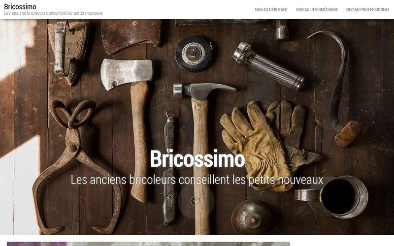 Bricossimo - Les anciens bricoleurs conseillent les petits nouveaux